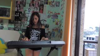 Not The American Average - Asking Alexandria (part of piano cover)