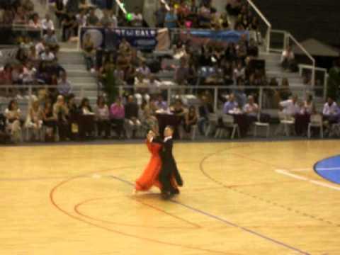 PortDance Open 2011 Tango Presentation – Simone Carabellese & Lucia Cafagna