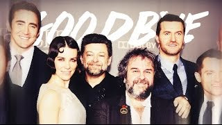 The Hobbit Cast | Goodbye
