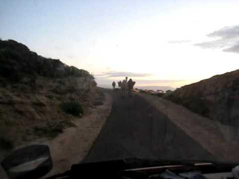 Traffic Jam in Morocco