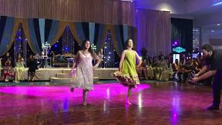 Ek Do Teen Baaghi 2 Mehndi Dance 2018