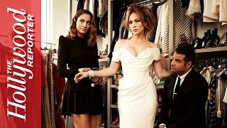 Behind the Scenes of Jennifer Lopez's Style Issue Cover Shoot