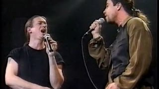 BRUNO PELLETIER & DAN BIGRAS - La Manic (En public / Live) 1997