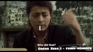 Crows Zero I   Funny Moments