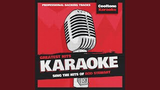 The Way You Look Tonight (Originally Performed by Rod Stewart) (Karaoke Version)
