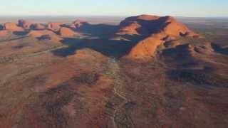 In silence, everything can be heard : Outback Australia Finale