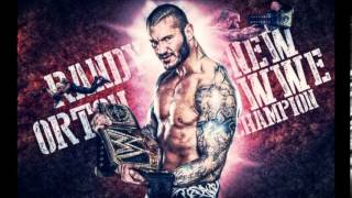 """2009/2013: Randy Orton """"Voices 12th WWE Theme Song (1st WWE Edit +Exit Theme) HQ+DL HD"""