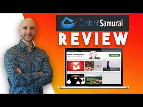 Content Samurai Review 2020 🎬 REAL User Reviews | Includes Tutorial & Bonus Training 🎇