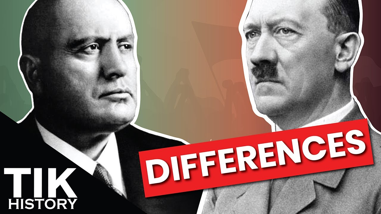 Fascism Defined | The Difference Between Fascism and National Socialism
