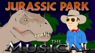 ♪ JURASSIC PARK THE MUSICAL - Animation Parody