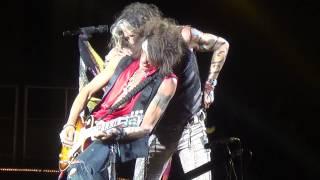 Aerosmith Toys in the Attic live Bristow, VA 2014