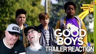 Good Boys Red Band Trailer #1 Reaction and Thoughts