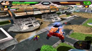 DragonBall Z: Budokai Tenkaichi 2 (PS2) walkthrough - Enraged Super Saiyan