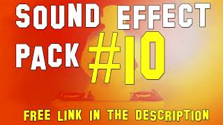 Well Sound Effects Pack # 10 - 2018 Sfx Reggae Dancehall Radio - SFX, Vocals, Best of