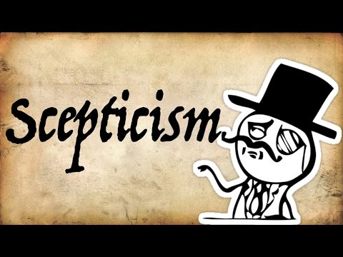 What is Epistemic Scepticism? - Gentleman Thinker