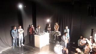 Contra - Ölü (Live) Voodoo Rap King'z 1 (Ankara Meydan Sahnesi.)