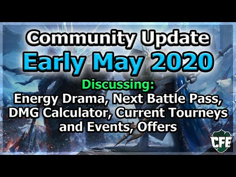 RAID Shadow Legends | COMMUNITY UPDATE | EARLY MAY 2020 | Energy Drama, Battle Pass, Multiplers, etc