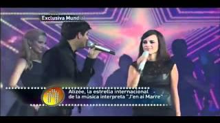 Alizée J'en Ai Marre! @ México la Academia 2011HD   YouTube