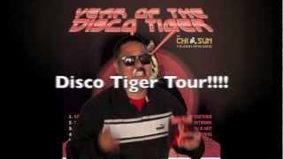 "Chi Sun ""The Asian Persuasion"" Disco Tiger Tour 2012"