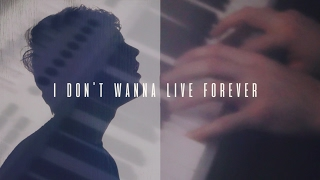 ZAYN & Taylor Swift - I Don't Wanna Live Forever (Fifty Shades Darker) Cover by Tanner Patrick