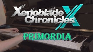 [Super Hard Piano Cover] Primordia (Xenoblade Chronicles X)