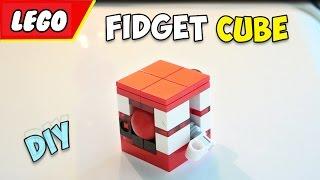 LEGO Fidget Cube DIY