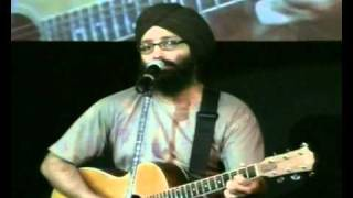 TEDxDelhi - Rabbi Shergill