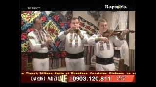 Fraţii Reuţ - Sârba militarului, RapsodiaTv 2015