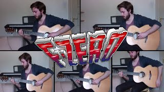 F-Zero - Mute City - VGM Acoustic