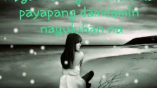 Di ko sinasadya(fixing a broken heart tagalog version)