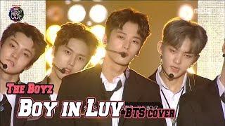 [Korean Music Wave] THE BOYZ -  Boy In Luv ((BTS Cover) , 더보이즈 - 상남자(BTS Cover), DMC Festival 2018