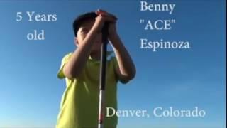 Golf - Bennie ACE Espinoza - Future Star