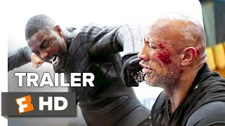 Hobbs & Shaw Trailer #2 (2019) | Movieclips Trailers