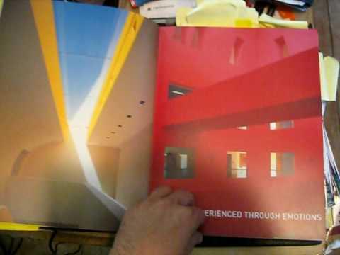 Libro del arquitecto Mexicano Ricardo Legorreta