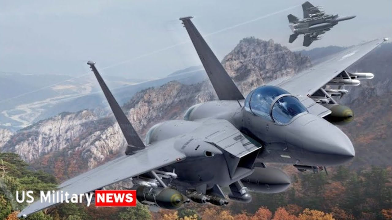 How Powerful is America's F-15 Eagle