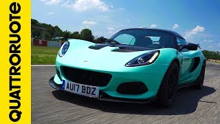 Lotus Elise Cup 250: la prova in pista | Top Drive