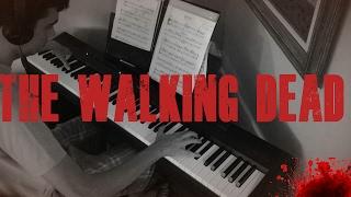 The Walking Dead Opening Piano feat PianoPrinceOfAnime
