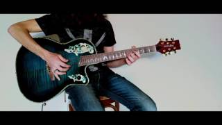 Thunderstruck guitar cover - Luca Stricagnoli version