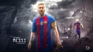 Lionel Messi || Till I Collapse || Genius Of Geniuses || Skill Show 2017