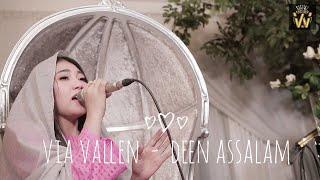 Via Vallen - Deen Assalam ( One take cover version ) width=