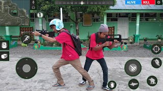 #kebbaceper #freefire #pubg Free Fire real in life Indonesia