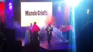 En Sangolqui con Manolo Criollo