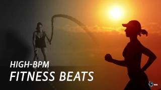 High BPM Fitness Beats for Gym and Aerobics
