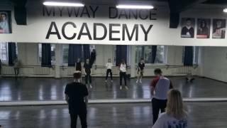 Choreography by Maxim Kovtun (RY X: Howling) 2