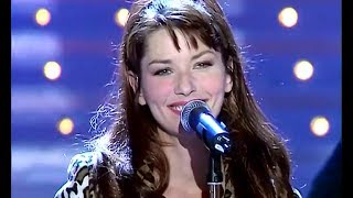 Shania Twain - You're still the one (Live in France 1998)