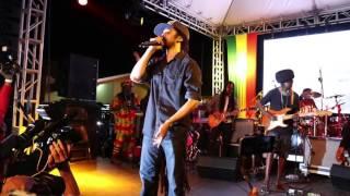 "Damian ""Jr. Gong"" Marley - War (Live at Smile Jamaica 40th)"