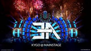 Kygo ft. John Newman - Never Let You Go @ UMF 2017