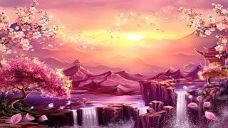 Beautiful Chinese Music - Village of the Misty Waterfalls
