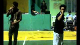 Mahal parin kita part 1 live @ Pasong Buaya Imus Cavite ( Grand Champ.) BM thugs