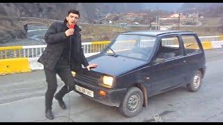 Bu Yolda Avtomobiller Benzin olmasada Gedir - AZERBAYCANDA
